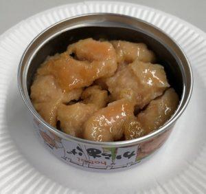 まずは、ベーシック「和風醤油味」から。